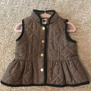 Other - Janie and Jack vest